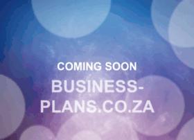 Business-plans.co.za thumbnail