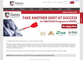Business.nmims.edu thumbnail