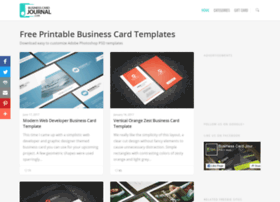 Businesscardjournal.com thumbnail