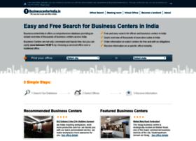 Businesscenterindia.in thumbnail