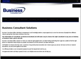 Businessconsultant.net thumbnail