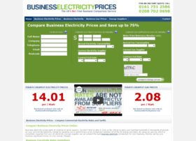 Businesselectricityprices.com thumbnail