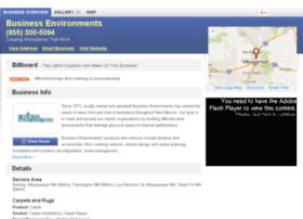 Businessenvironments.net thumbnail
