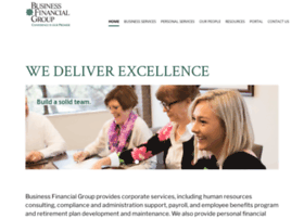 Businessfinancialgroup.com thumbnail
