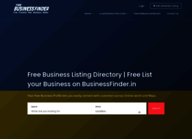 Businessfinder.in thumbnail