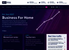 Businessforhome.org thumbnail
