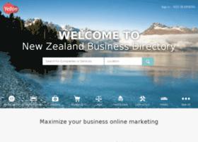 Businesslist.net.nz thumbnail