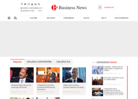 Businessnews.com.tn thumbnail