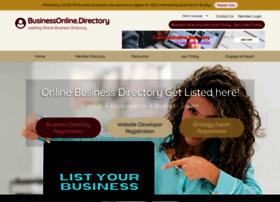 Businessonline.directory thumbnail
