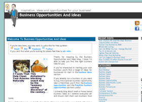 Businessopportunitiesandideas.co.uk thumbnail
