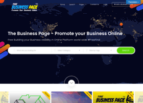 Businesspage.site thumbnail