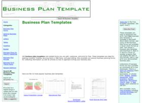 Businessplantemplate.net thumbnail