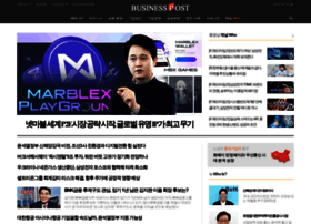 Businesspost.co.kr thumbnail