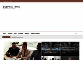 Businesstimes.co.tz thumbnail