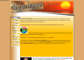 Businesswarehouse.co.za thumbnail