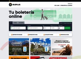 Busplus.com.ar thumbnail