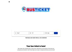 Busticket.co.za thumbnail