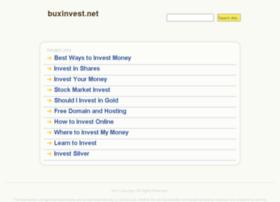 Buxinvest.net thumbnail