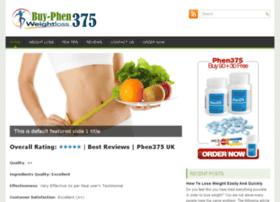 Buy-phen375.org thumbnail