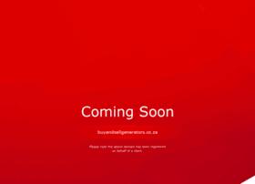 Buyandsellgenerators.co.za thumbnail