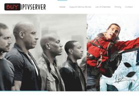 Buyiptvserver.com thumbnail