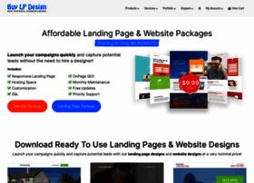 Buylandingpagedesign.com thumbnail