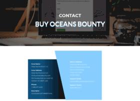 Buyoceansbounty.com thumbnail