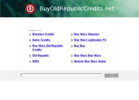 Buyoldrepubliccredits.net thumbnail