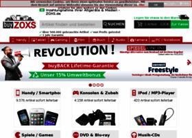 Buyzoxs.de thumbnail