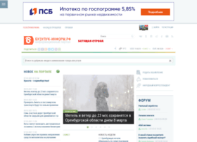 Buzulukinform.ru thumbnail
