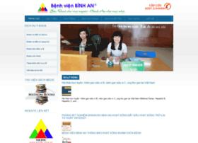 Bvbinhan.com.vn thumbnail