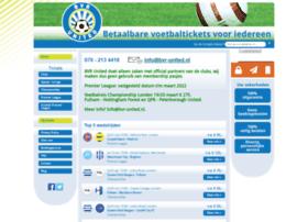 Bvr-united.nl thumbnail