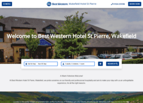 Bw-hotelstpierre.co.uk thumbnail