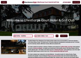 Bw-ullesthorpecourt.co.uk thumbnail