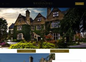 Bw-westonhallhotel.co.uk thumbnail