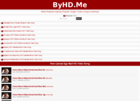 Byhd.in thumbnail