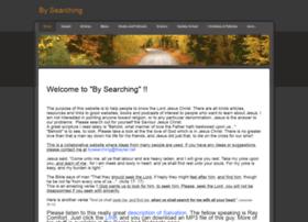 Bysearching.ca thumbnail