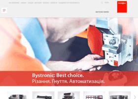 Bystronic.ua thumbnail