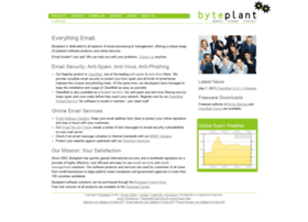 Byteplant.com thumbnail