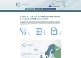 C-roads.eu thumbnail