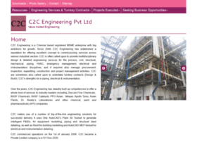 C2cengineering.co.in thumbnail
