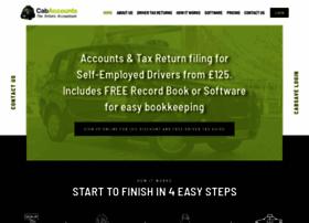 Cab-accounts.co.uk thumbnail