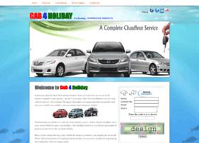 Cab4holiday.com thumbnail