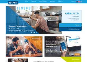 Cabal.com.ar thumbnail
