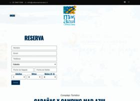 Cabanasmarazul.cl thumbnail
