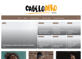 Cabeloafro.com.br thumbnail