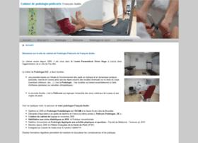 Cabinet-podologie-audin.fr thumbnail