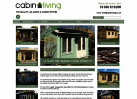 Cabinliving.co.uk thumbnail