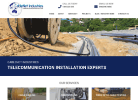 Cablenetindustries.com.au thumbnail
