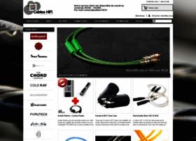 Cables-hifi.fr thumbnail